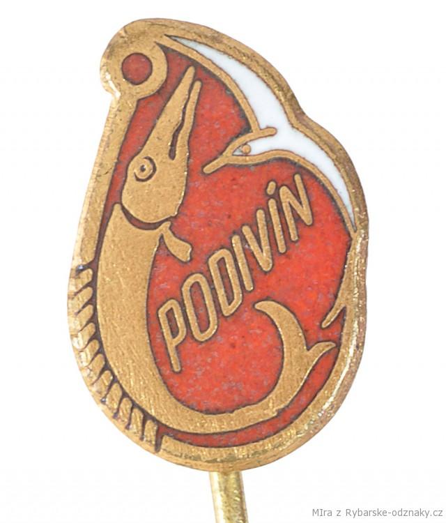 Rybářský odznak Podivín