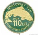 Rybářský odznak Horšovský Týn 110 let