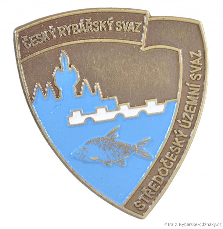 Rybářský odznak Středočeský ÚS