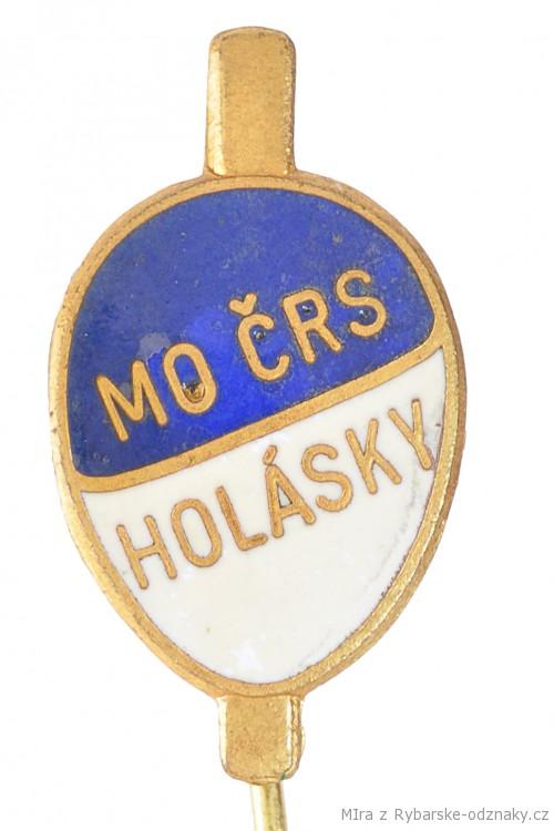 Rybářský odznak MO ČRS Holásky