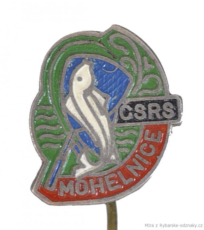 Rybářský odznak ČSRS Mohelnice