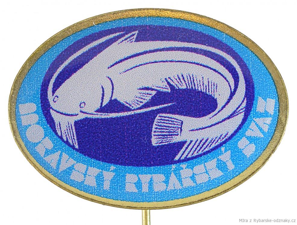 Rybářský odznak Moravský rybářský svaz