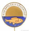 Rybářský odznak Rybářský spolek v Užhoro