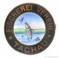 Rybářský odznak Fischerei Verein Tachau