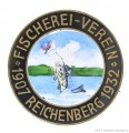 Rybářský odznak Fischerei Verein Reichen